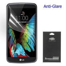 Matte Anti-glare LCD Screen Guard Film for LG K10 (Black Package) - $1.73