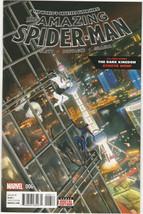 Amazing Spider-Man #6 NM- 2016 (2015 series) 4th vol Marvel Comics Dan S... - $5.73