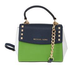 Multicolor KARLA Satchel Crossbody Bag - $193.50