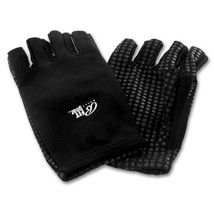 Women Workout Gloves, Bally Total Fitness Gym Workout Gloves Ladies, Small-med image 2