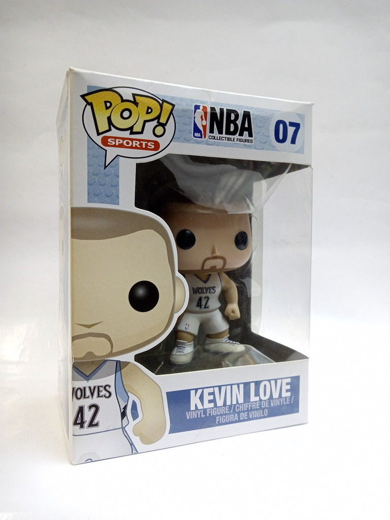 Funko POP Sports NBA Kevin Love Vinyl Figure #07
