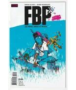 FBP Federal Bureau Of Physics #3 November 2013 Vertigo DC - $1.18