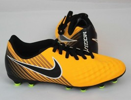 Nike Jr Magista Ola II Fg Enfants Jeunesse Crampons de Football Laser Orange - $30.34+