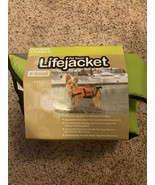 "Outward Hound Pet Saver Lifejacket X-Small - Up To 18 Pounds - 15"" - 19""... - $20.44"