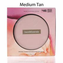 Bare Minerals Original Foundation Deluxe SPF15 Medium Tan 18 Collectors ... - $35.63