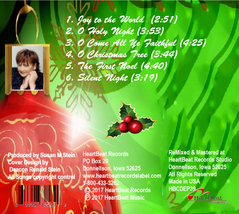 CHRISTMAS FAVORITES (EP) by Susanna image 2