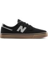 MENS NEW BALANCE NUMERIC 311 SKATEBOARDING SHOES BLACK GUM   (NWH) - $64.99