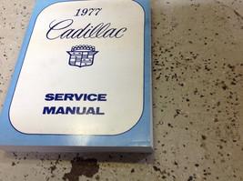 1977 CADILLAC ELDORADO FLEETWOOD DEVILLE SEVILLE Shop Service Repair Man... - $24.70