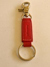 Holdeverything Leather Key Chain Ring - $3.00