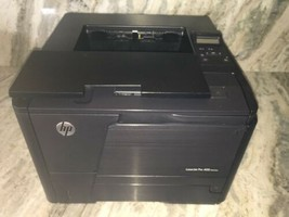 HP LaserJet Pro 400 Printer M401dne TESTED / Good Condition - $145.55