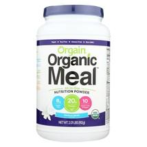 Orgain Organic Meal - Vanilla Bean - 2.01 lb. - $67.53