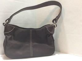Dooney & Bourke Wayfarer Dark Brown Handbag - $39.99