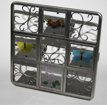 PartyLite #P7729 Metal Butterfly Tealight Easel Holder   #1433 - $20.00