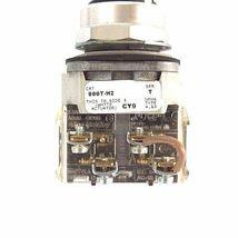 LOT OF 3 ALLEN BRADLEY 800T-H2 SELECTOR SWITCH SER. T W/ 800T-XA SER. D  image 3