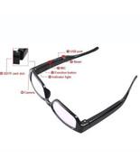 Espejuelos espias unisex Glasses Hidden HD 720P Spy Camera Video Recorde... - $20.00
