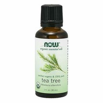 Now Foods Organic Tea Tree Oil 1 Oz, 1 Fz - $13.87