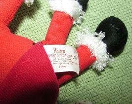 """DISNEY KCARE JACK SKELLINGTON SANTA CLAUS PLUSH NIGHTMARE BEFORE CHRISTMAS 9"""" image 5"""