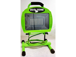 Woods Portable Eco Zone LED Work Light, Green #L1315