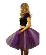 Adult Multi Purple Tutu - $20.00+