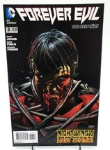 Forever Evil #6 May 2014 Regular David Finch Cover DC Comics First Print - $5.94