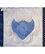 COUNTRY STYLE CANDLEWICKING COLONIAL QUILT ALBUMS - $9.95