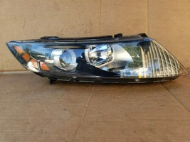11-13 Kia Optima Headlight Lamp Halogen Passenger Right RH image 2