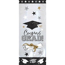 Amscan Graduation Cello Bags | Party Favor | Pack of 20 - $5.74