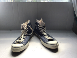 """Converse """"Chuck Taylor"""" All Star Sneakers Sz 15 Navy - $25.00"""