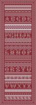 Antique Lace Band Sampler cross stitch chart Northern Expressions - $18.00