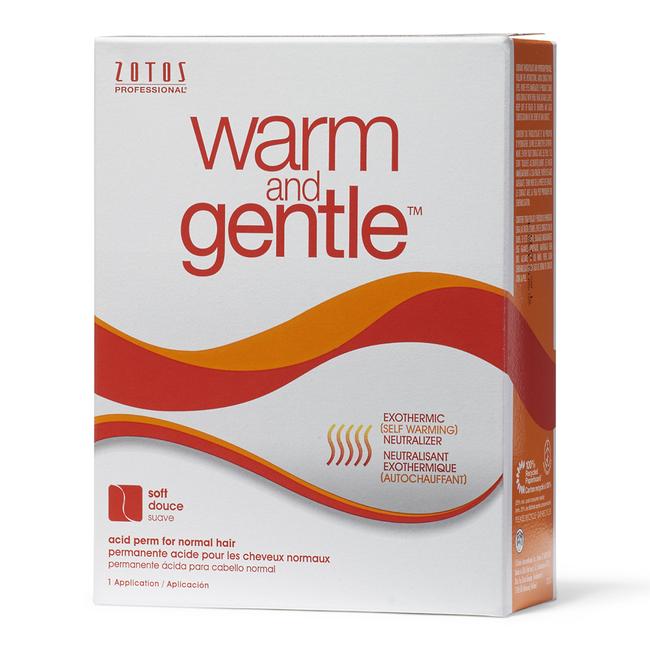 Zotos Warm & Gentle Regular Perm