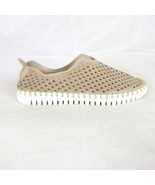 42 / 10 US - Ilse Jacobsen Womens Latte Tulip Perforated Shoe Sneaker 00... - $50.00
