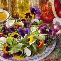 Non GMO Edible Flower Mix (5 lbs) - $287.10
