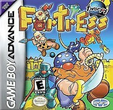 Fortress (Nintendo Game Boy Advance, 2001) CART ONLY - $7.48