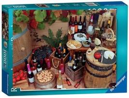 Ravensburger des Énigmes N ° 10 – Fine Vin et Fromage, 1000pc Puzzles  - $39.06