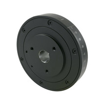 "A-Team Performance SB 262-350 8"" SFI Certified Harmonic Balancer, Black image 1"