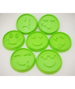Emoji Cookie Cutters Set by Pampered Chef  - $8.80