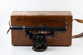 W & L.E. GURLEY TROY NY Level surveyor's transit - $287.09