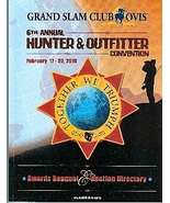 6th Annual Hunter & Outfitter Convention Feb 2010 Directory - $9.95