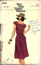 Auction 766 v 9182 maroon dress 18 early 1970s thumb200