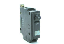 GE THQB1135 1-Pole 35A 120V Bolt-On Circuit Breaker Used - $9.89