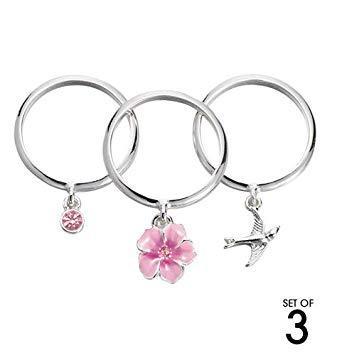 Avon Heather Ring Size 6