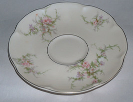 """1 Theodore Haviland New York 5 7/8"""" ROSALINDE Replacement Cup Saucer Plate Dish - $13.73"""