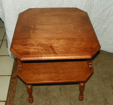 Cherry Heywood Wakefield End Table / Side Table  (T373) - $299.00