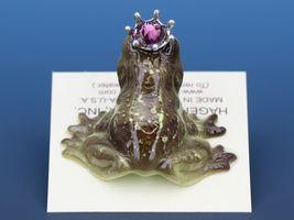 Birthstone Frog Prince Kissing February Amethyst Miniatures by Hagen-Renaker image 4