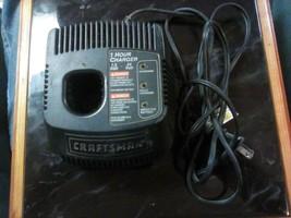 Craftsman 1-Hour Fast Battery Charger 1425301, 7.2v -24v Volt - $18.71