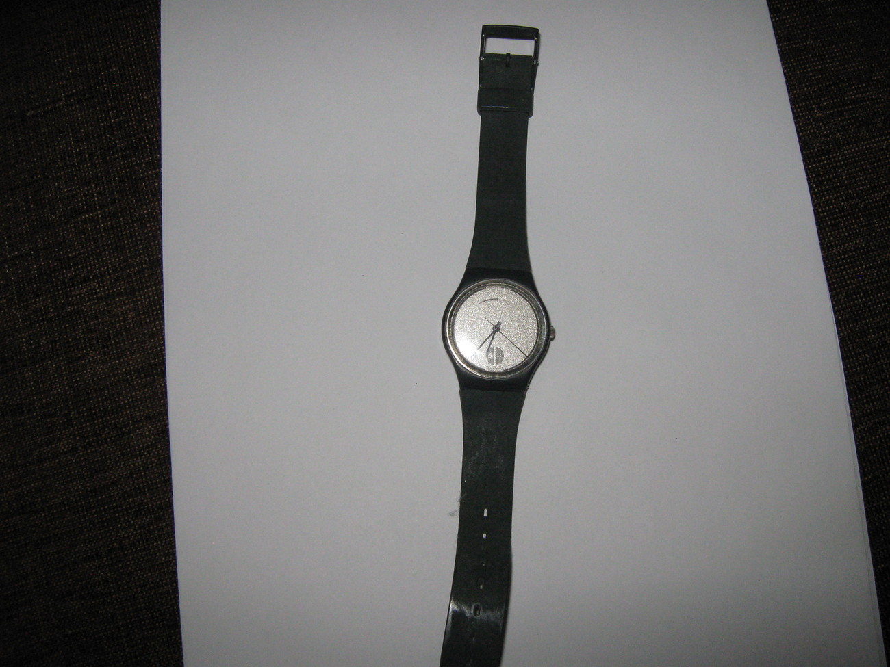 "Primary image for Vintage , Swatch Watch ,  ""High Moon""  ,1987 , Used & Worn"