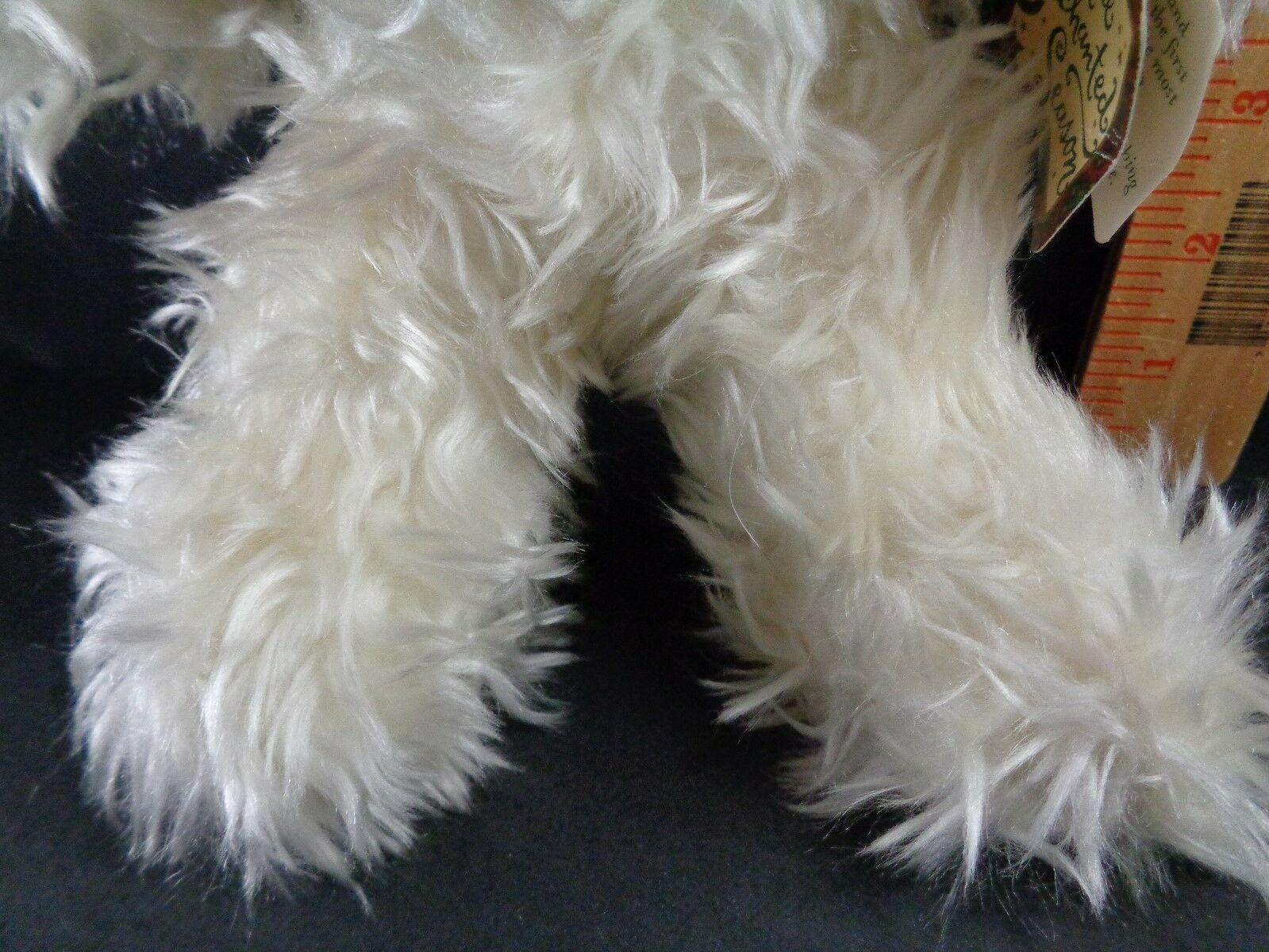 """Enchanted Season Applause Plush Stuffed Animal Christmas Teddy Bear Holiday 10"""""""