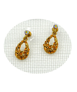 Oval earrings t 1a thumbtall