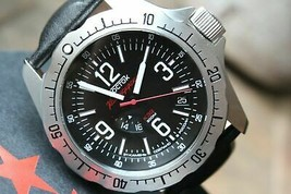 Vostok Komandirsky Russian Mechanical K-39 Military wristwatch 390776 - $236.61