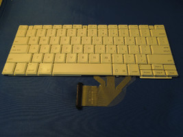 "Genuine Apple iBook G4 A1133 12"" Keyboard/KZ6220A8TFJA/E206453/WAR CHEAP... - $325,12 MXN"